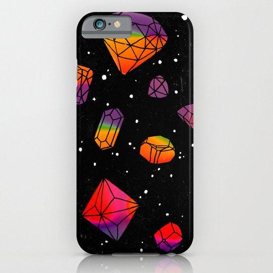 DIAMONDS IN THE SKY iPhone & iPod Case