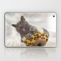 Supersonic Kitty Laptop & iPad Skin