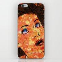 A Bead Drawn iPhone & iPod Skin