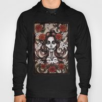 Blossoming Day Of The De… Hoody