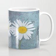 Three Marguerites Mug