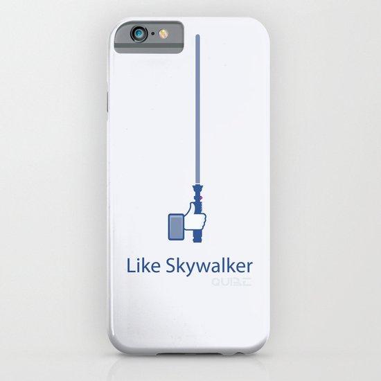 Coupling Up (accouplés) Like Skywalker iPhone & iPod Case