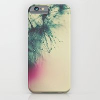 iPhone & iPod Case featuring dandelion by Ingrid Beddoes