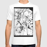 My Lovelies Mens Fitted Tee White SMALL