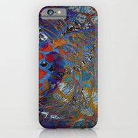 Mosaic Abstract iPhone 6 Slim Case