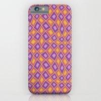 Diamonds are Forever-Fiesta Colors iPhone 6 Slim Case