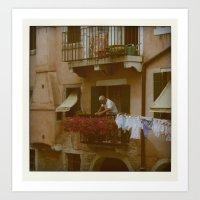 italian style Art Print