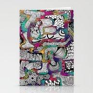 El Reflejo En Color Stationery Cards