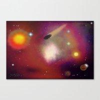 Cosmos - 005Z Canvas Print