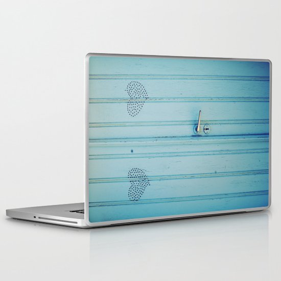 The Love Door Laptop & iPad Skin