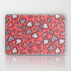 Love & heart Laptop & iPad Skin