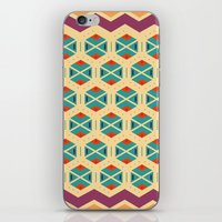 Wayuu Color Option iPhone & iPod Skin