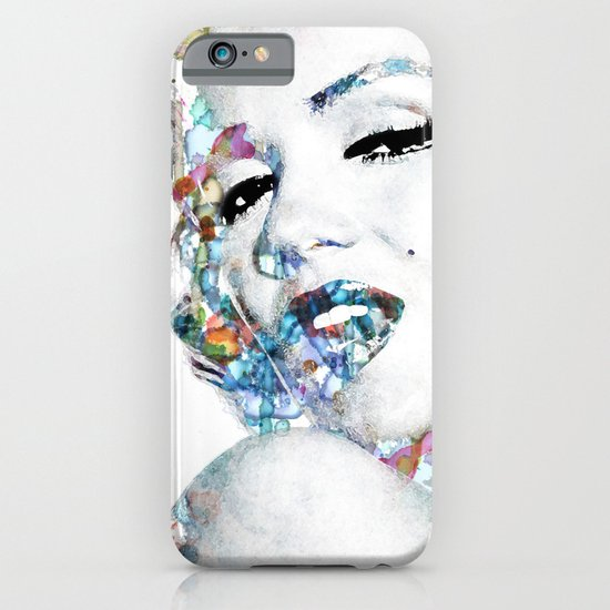 Marilyn Monroe (NOW WITH MORE SIZES) iPhone & iPod Case