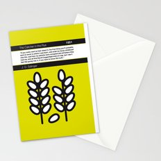 No016 MY The Catcher in the Rye Book Icon poster Stationery Cards