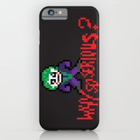 iPhone & iPod Case featuring The Dark Pixel by Eric A. Palmer