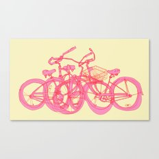 It's WHEELIE cool Canvas Print