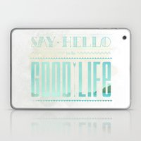 GoodLife Laptop & iPad Skin