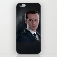The Consulting Criminal iPhone & iPod Skin