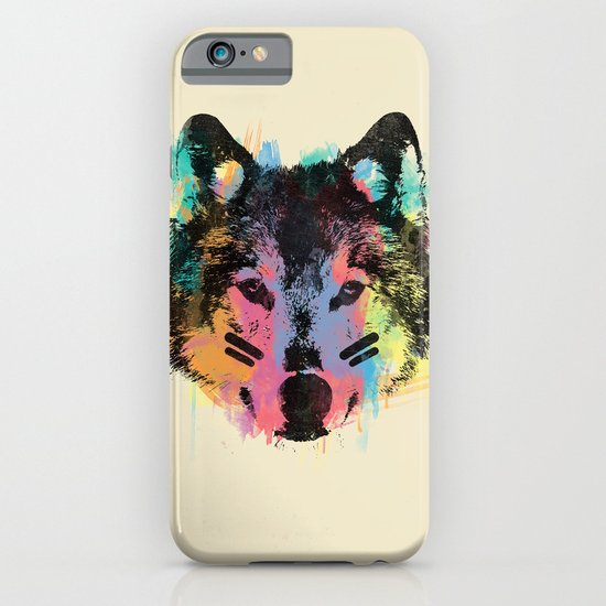 Wolf Child iPhone & iPod Case