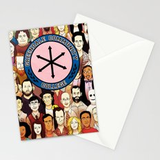 Greendale Human Beings Stationery Cards
