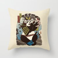 Pantoo Throw Pillow