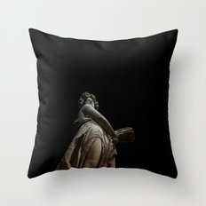 Memories from Italy Throw Pillow