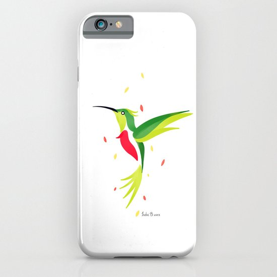 Hummingbird 2 iPhone & iPod Case