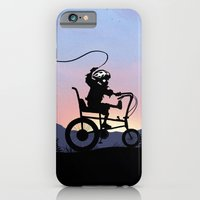 iPhone & iPod Case featuring Ghost Rider Kid by Andy Fairhurst Art