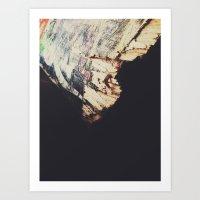 Light & Shadows    Old &… Art Print