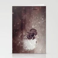 Harsh Conditions Stationery Cards