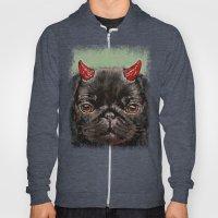 Devil Pug Hoody