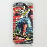 Bust a Move iPhone 6 Slim Case