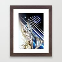 Sci-Fi Series 1 Framed Art Print