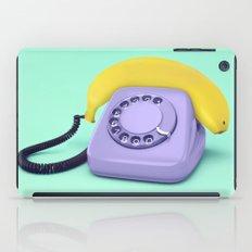 Telephone Banana iPad Case