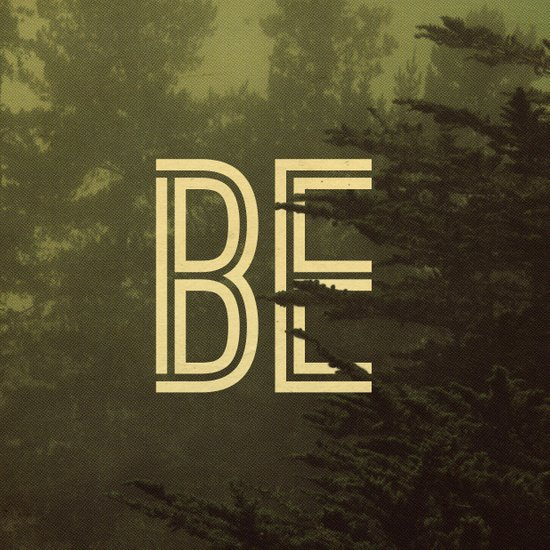 Be Evergreen Canvas Print
