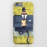 Pigeon Attack! iPhone 6 Slim Case