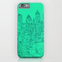 London! Mint iPhone 6 Slim Case