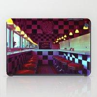 American diner iPad Case