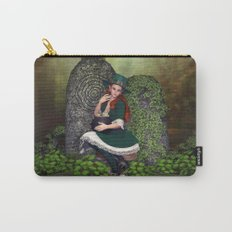Leprechaun Lass Carry-All Pouch