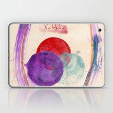Painting & Coldplay Laptop & iPad Skin