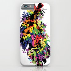 Colorful feather Slim Case iPhone 6s