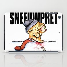 Sneeuwpret (Dutch) iPad Case