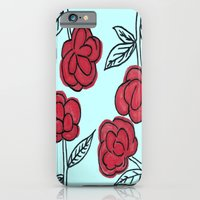 iPhone & iPod Case featuring Poppyish by Em Beck