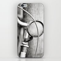 Bicycle B/W iPhone & iPod Skin
