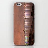 Tide Dance iPhone & iPod Skin