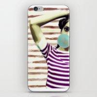Bubble iPhone & iPod Skin