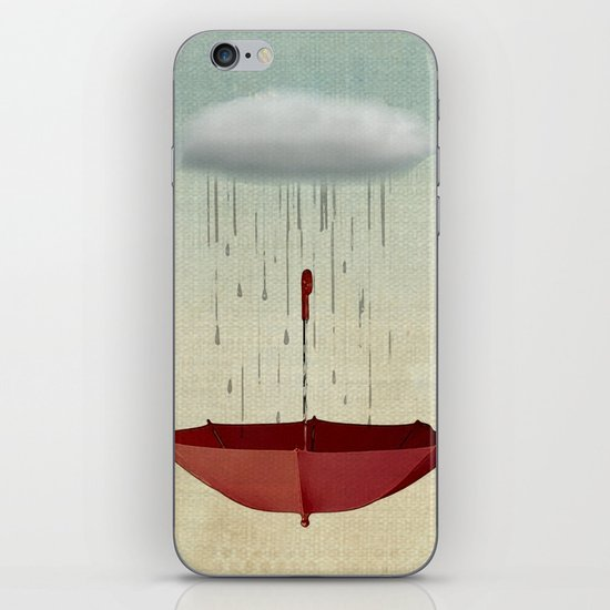 embracing chance iPhone & iPod Skin