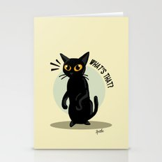 What's that? Stationery Cards