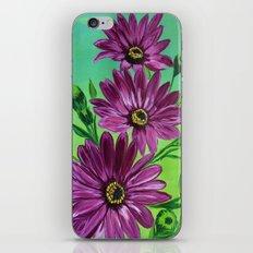 Purple magic  iPhone & iPod Skin