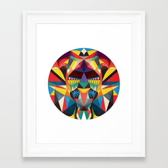 Simple To Complicated Framed Art Print